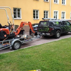 Trädvård Stockholm och Uppsala